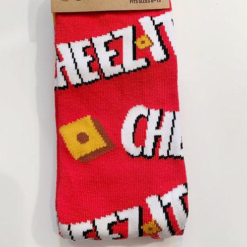 CheezeIt Cool Socls