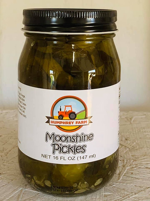 Moonshine Pickles