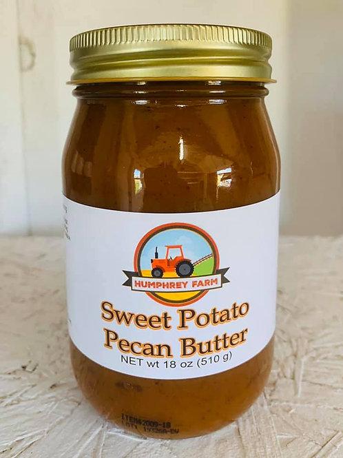 Sweet Potato Pecan Butter