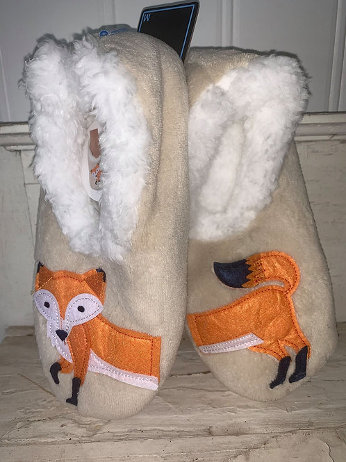 Foxy Lady Snoozie Shoes