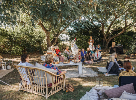 5 Reasons to book yourself in for a Paint 'n' Picnic at Old Marburg Church (& why you will love it!)