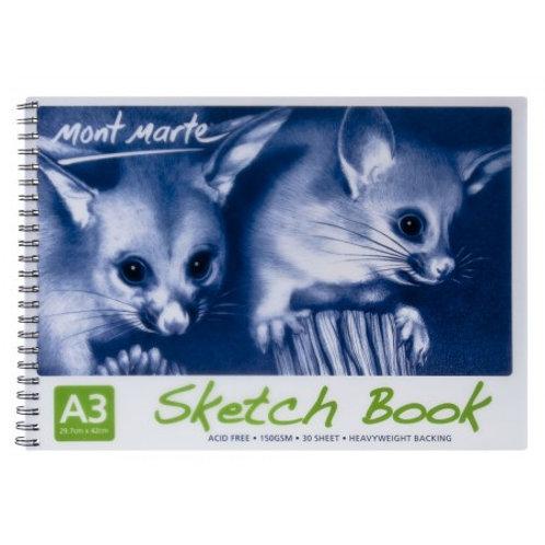 Sketch Book 150gsm A3 30 Sheet