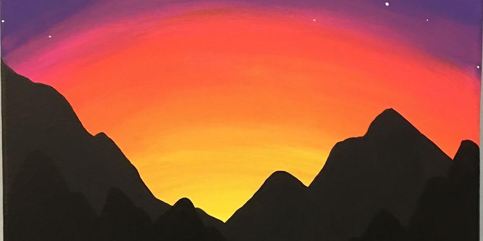 Let's paint at BrisStyle 'Twilight'