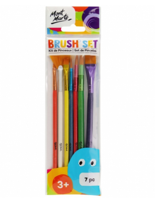 PaintBrush 7pc Set