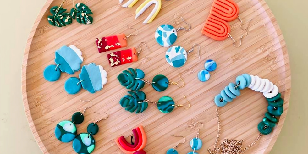 MARBURG - THE SOUL NOOK - Learn to make Polymer Clay Jewellery