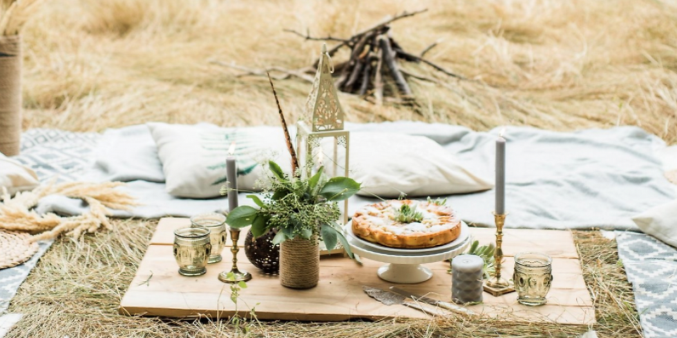 Moselles - Styled Picnic for 2