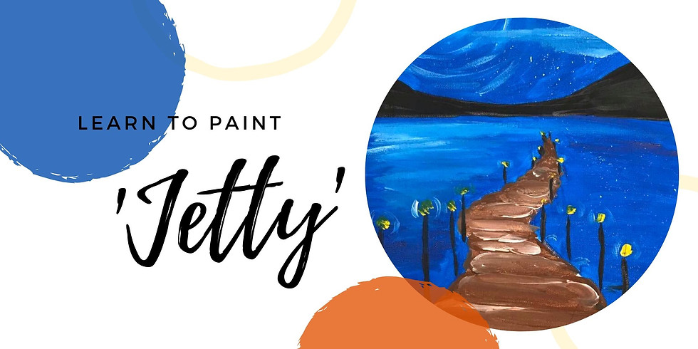 ORION - Learn to paint Jetty