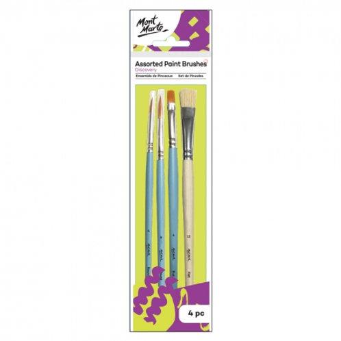 Brush Set - 4 Pc (box of 12)