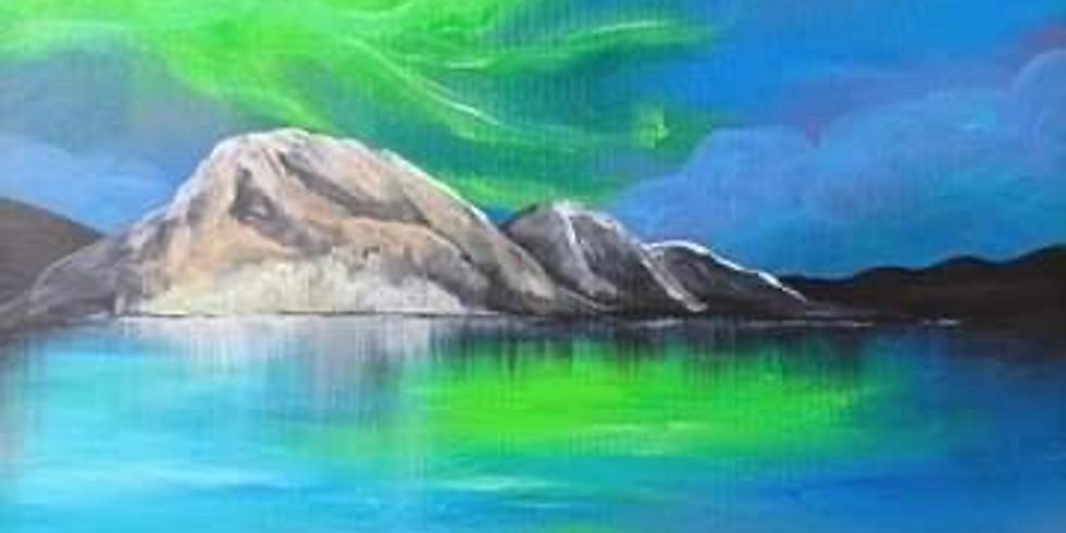REDBANK PLAINS - ARIZONA CAFE - Learn to paint 'arora'