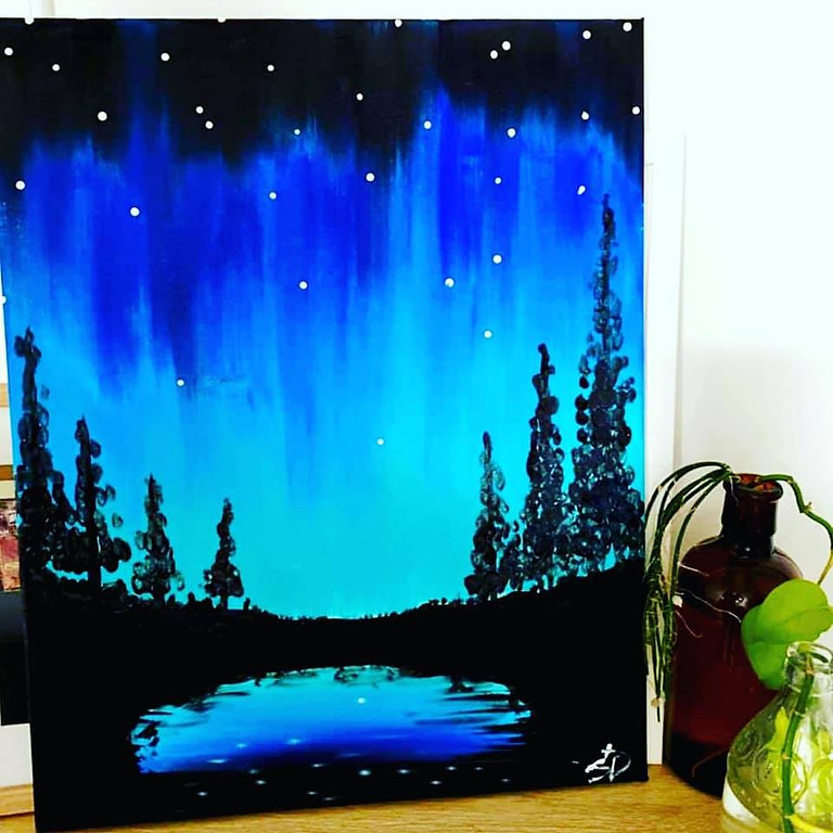 SPRINGFIELD - ORION - Teen Sip and Paint Class