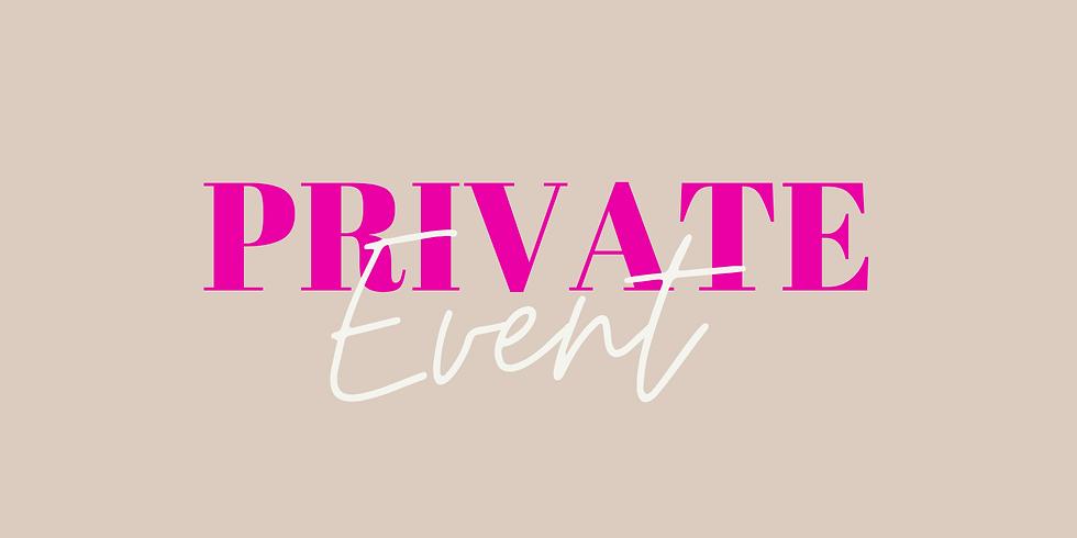 GOODNA - PRIVATE EVENT -  TEACHER TRAIN N GO