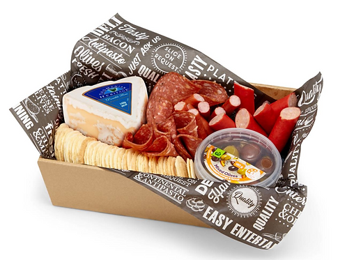CLASS ONLY - Grazing Box for 1-2
