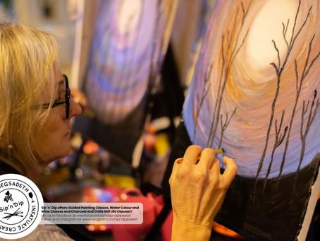 Painting 'Suomi'