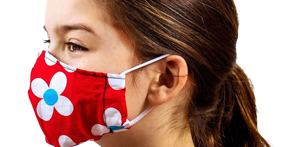 VIRTUAL CLASS: Learn to Sew Face Mask Class