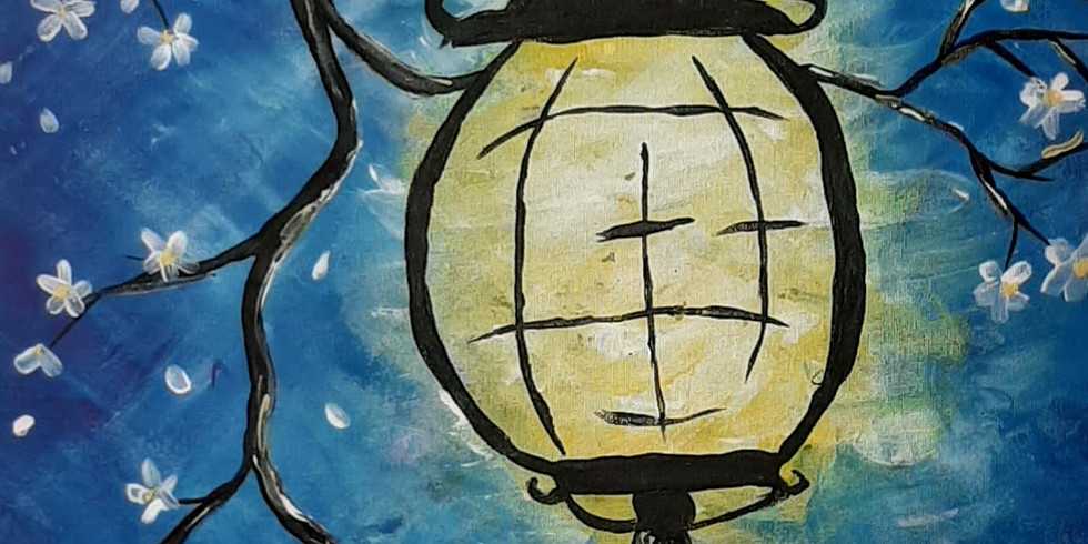 PROCEEDING - LOGANHOLME - Learn to paint 'Lantern'