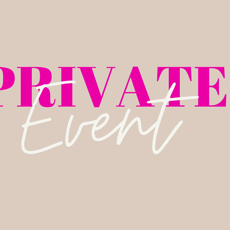 PRIVATE - Sunshine Coast - Sip and Paint (Booked by Stephanie Gregory)