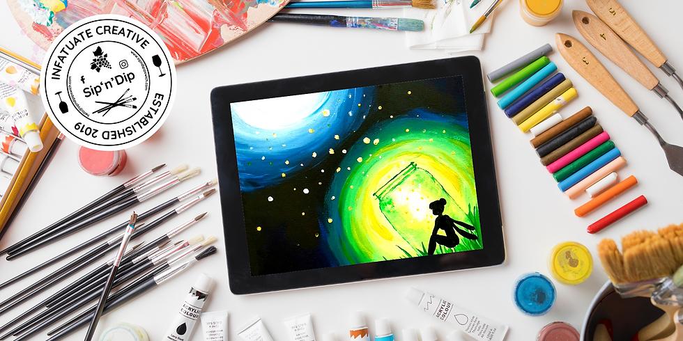 Tween / Teen Art - Learn to paint