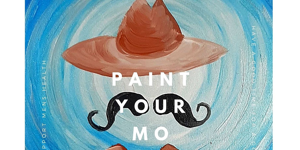 SPRINGFIELD - FUNDRAISER - Paint your mo for Movember