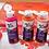Thumbnail: DIY 4 x Canvas Complete Paint Pour Kit - Coral