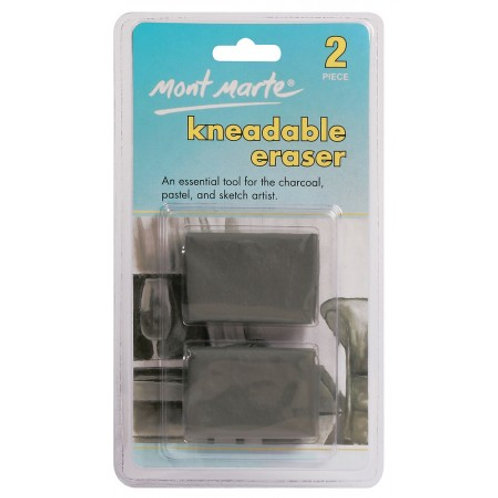 MM Kneadable Erasers 2pc (box of 12)