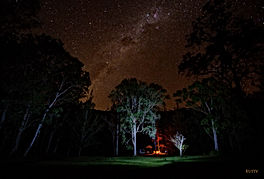 Star gazing and photography