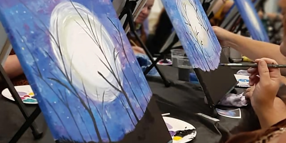 ORION - Learn to paint Finland