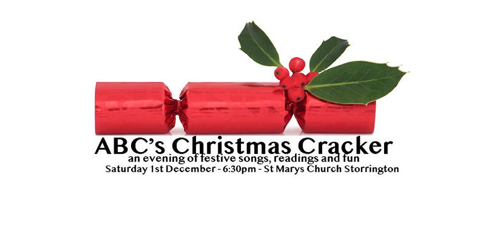 ABC Christmas Cracker