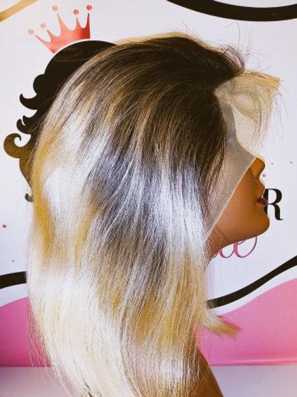 """Blonde Wig 14"""""""