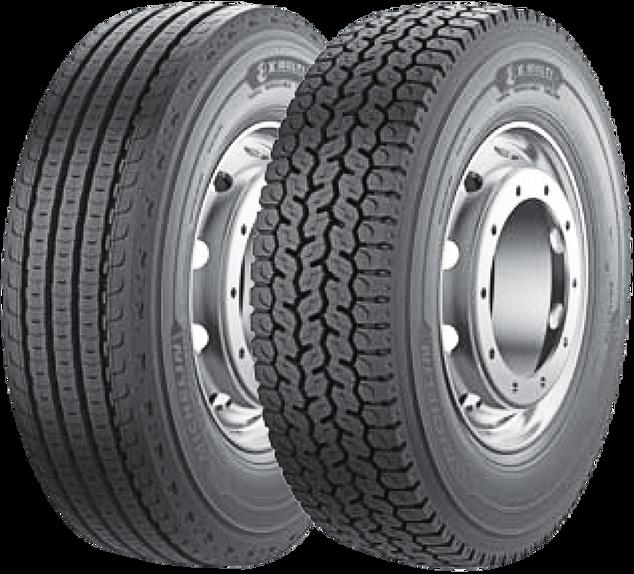 Michelin X Multi Z & D (17.5 - 19.5)