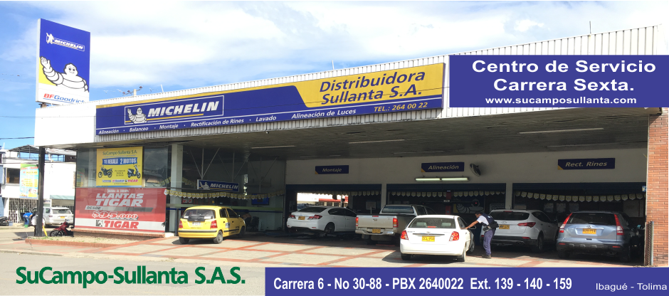 SuCampo-Sullanta S.A.S - Cds Carrera 6.p