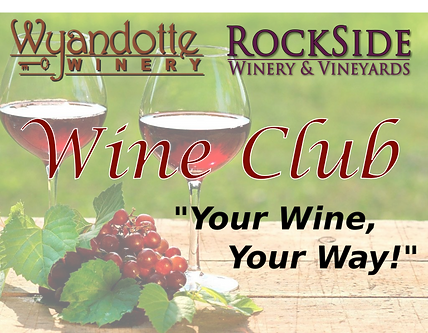 The Your Wine Your Way Wine Club