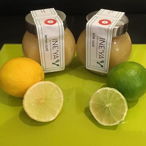 lime or lemon curd