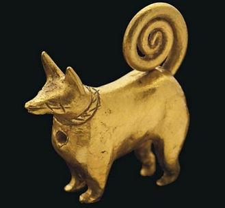 elamite-dog-amulet-goddess-Gula-healing-