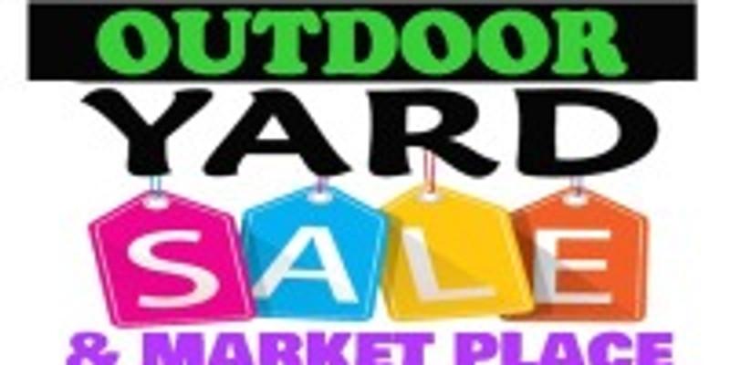 Crossroads Church Annual Outdoor Yard Sale & Marketplace May 15th **Rain Date 5-22-2021**