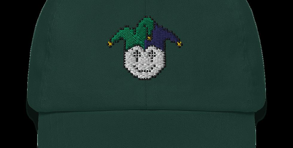 MisterJoker Logo Dad hat