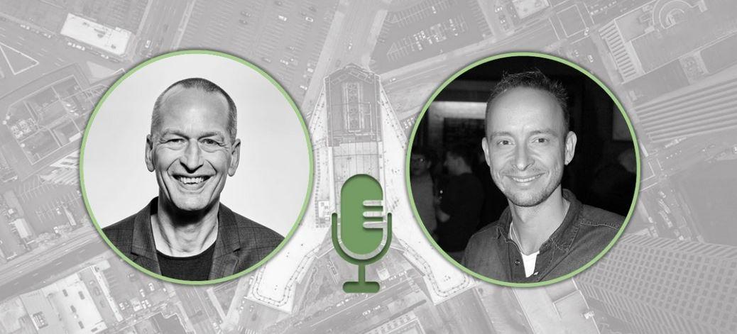 Peter Deluse zu Gast im Entwicklungsstadt Podcast
