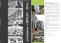 Architektur Berlin 2016 (Agentur EXXTRA)