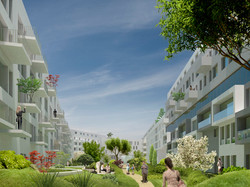 2. Platz für städtebaulichen Entwurf, Leipzig