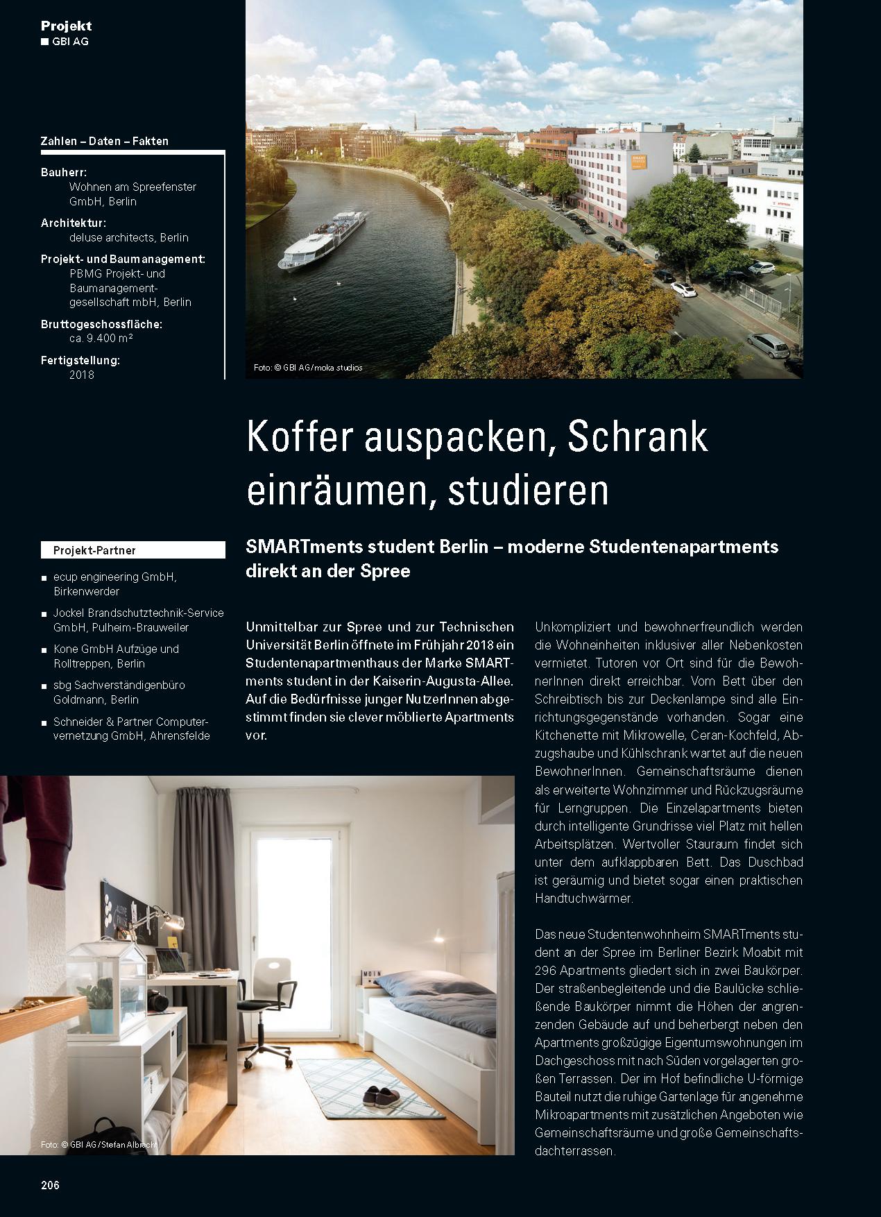 Architektur und Wirtschaft 2019