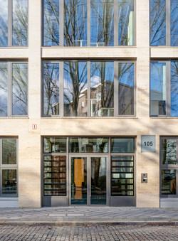 Berliner Verlag zieht in Feratti-Neubau