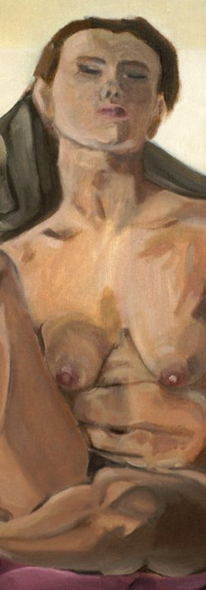 Oil Painting, Human Body