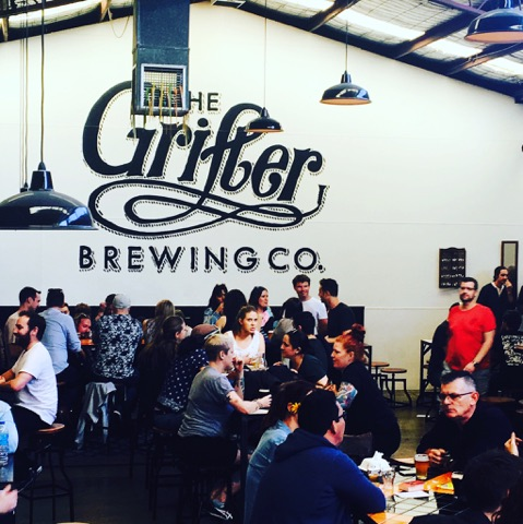 Grifter Brewing Co. | Marrickville