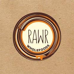 RAWR Wholefoods Logo