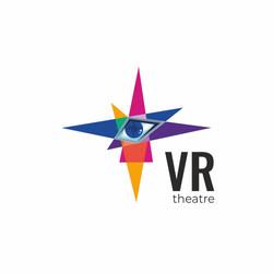 VR Theater logo