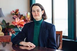 Portrait of Christin Jensen