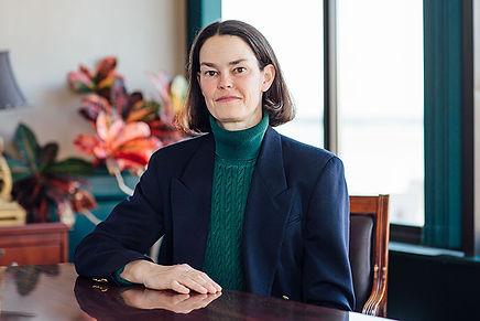 Potrait of Christina Jensen
