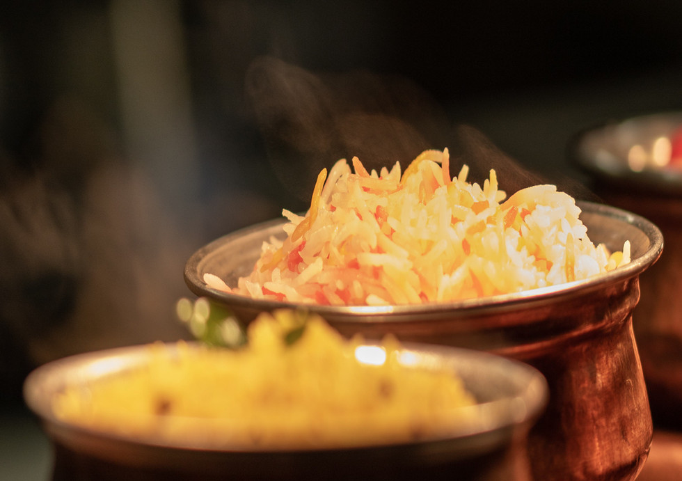 Fresh Pulav rice