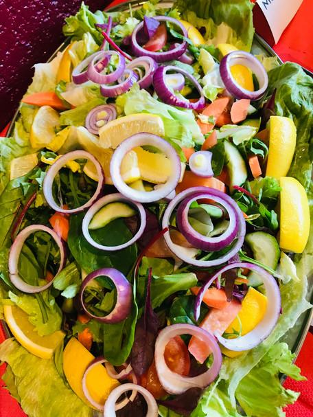Mixed veg salad