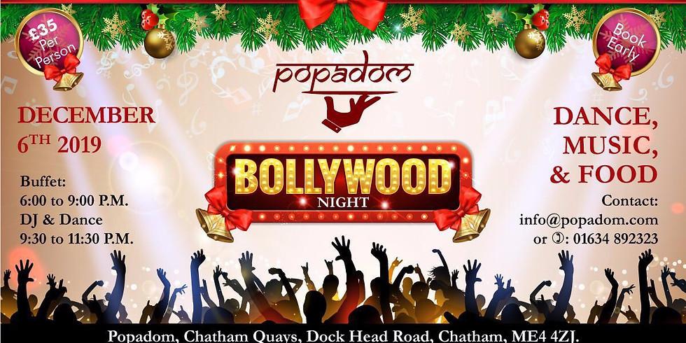 Bollywood Night          6th December