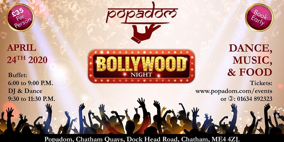 April Bollywood Night